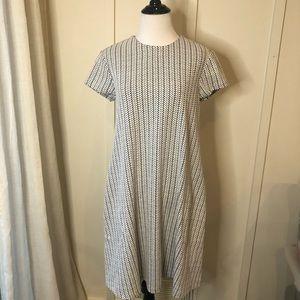 J. McLaughlin A-line Cap Sleeve Short Dress